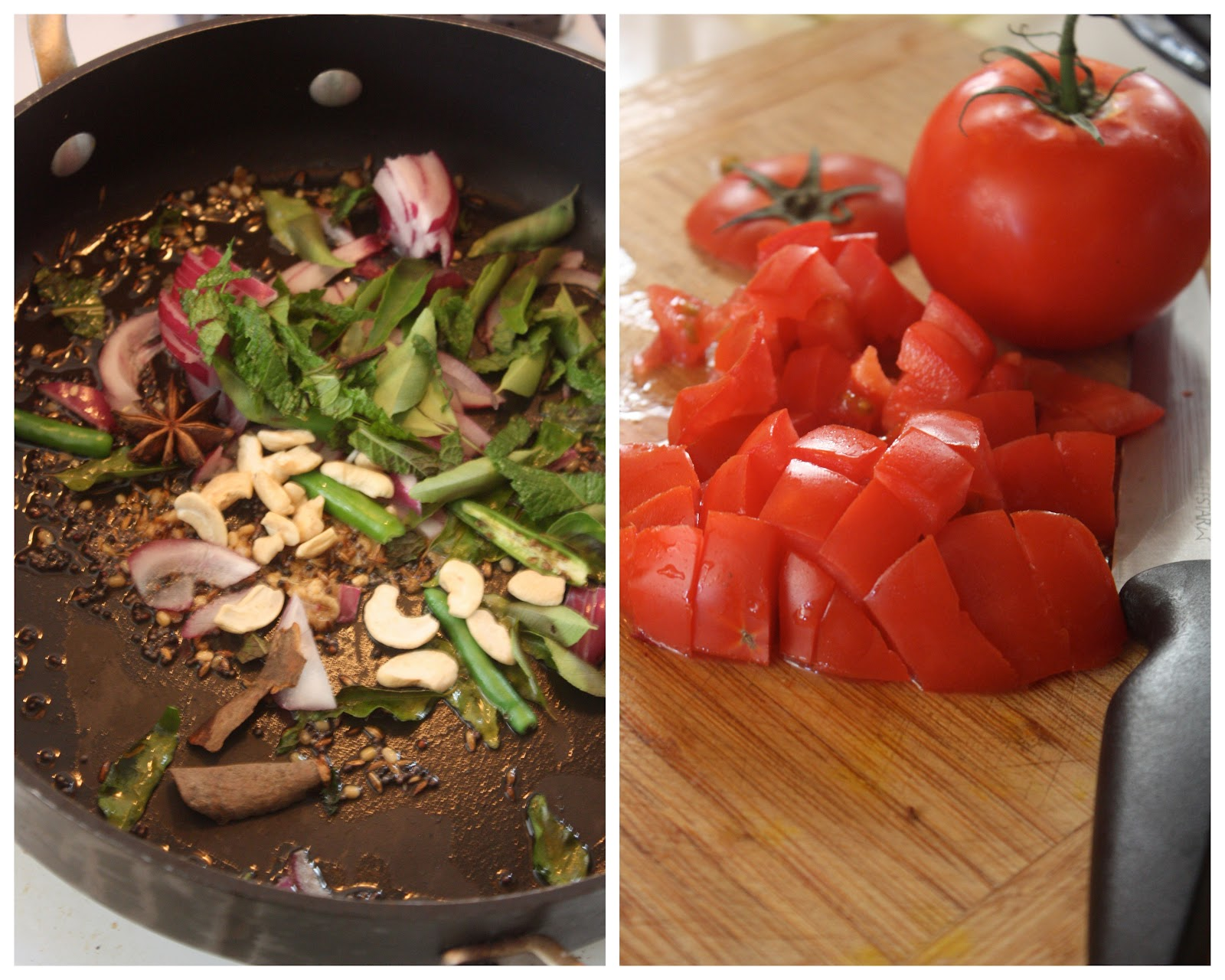 how to prepare tasty tomato rice