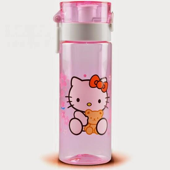 Botol minum hello kitty untuk anak
