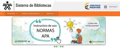 BIBLIOTECA SENA