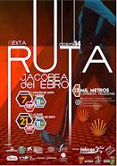 VI Ruta Jacobea del Ebro 2014