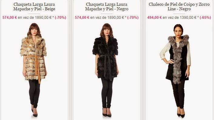 Tres modelos de chaquetas de piel modernas y económicas