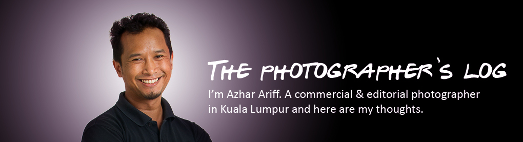 Azhar Ariff Photography - Commercial and Editorial Photographer