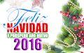 Postal con adornos navideños para compartir 2016