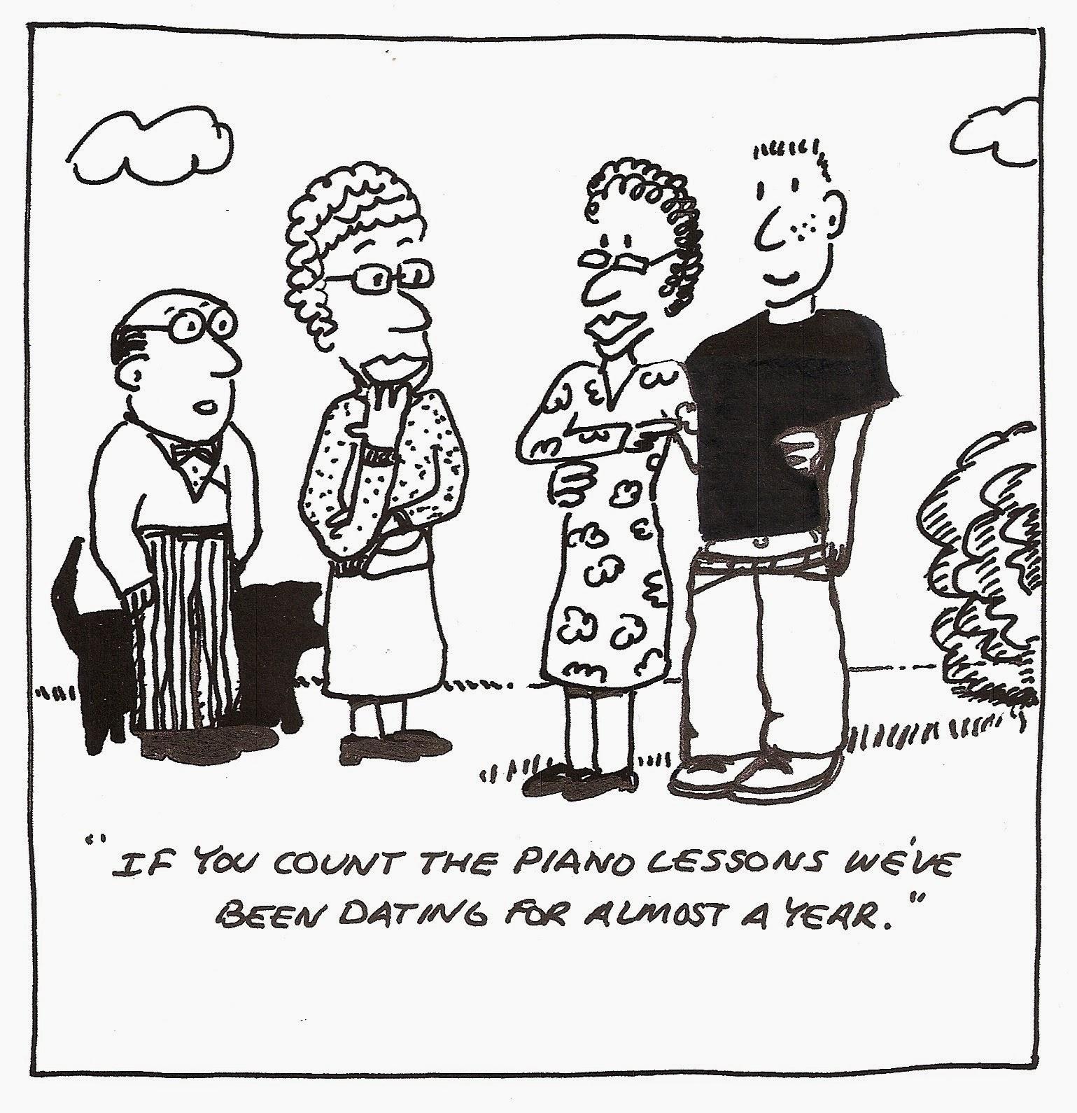 Cartoon, Funny Jokes on Immature