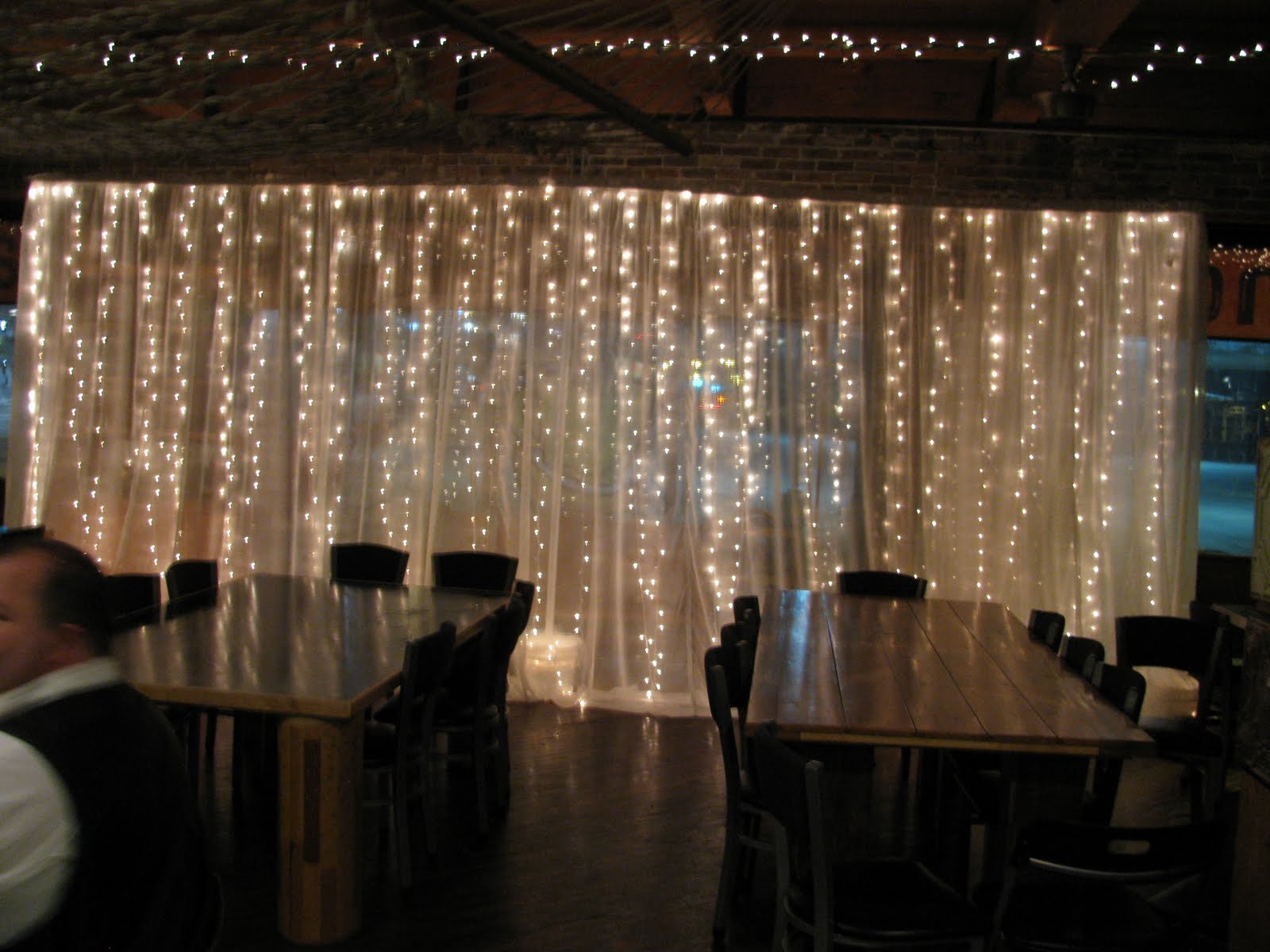 Rent my lighted curtain
