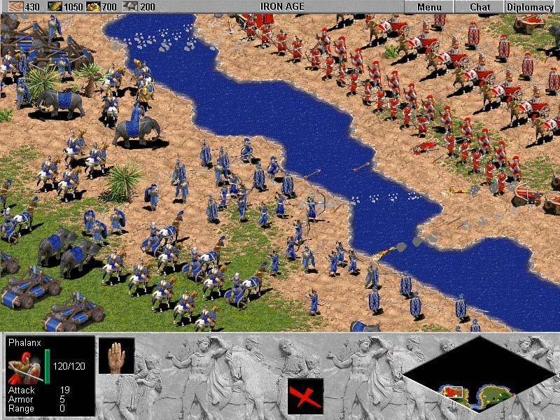 игру age of empires 1