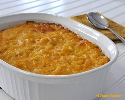 Butternut Mac 'n' Cheese