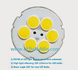 new MCOB LED Chips