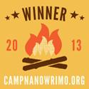 Camp NaNo 2013