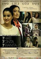 Film 7 Hati 7 Cinta 7 Wanita