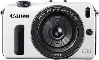 Canon EOS M Kamera Tanpa Cermin