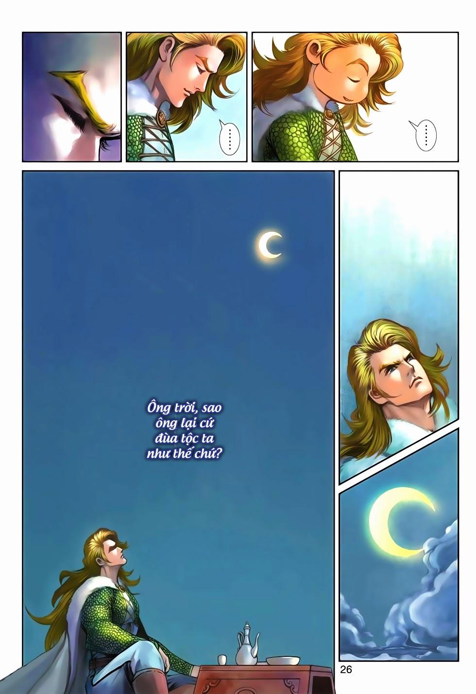 Thần Binh Tiền Truyện 4 - Huyền Thiên Tà Đế chap 5 - Trang 26