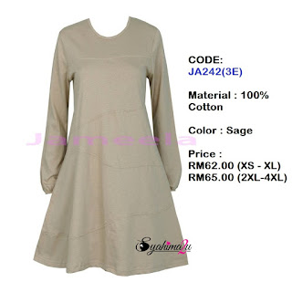 T-shirt-Muslimah-Jameela-JA242(3E)