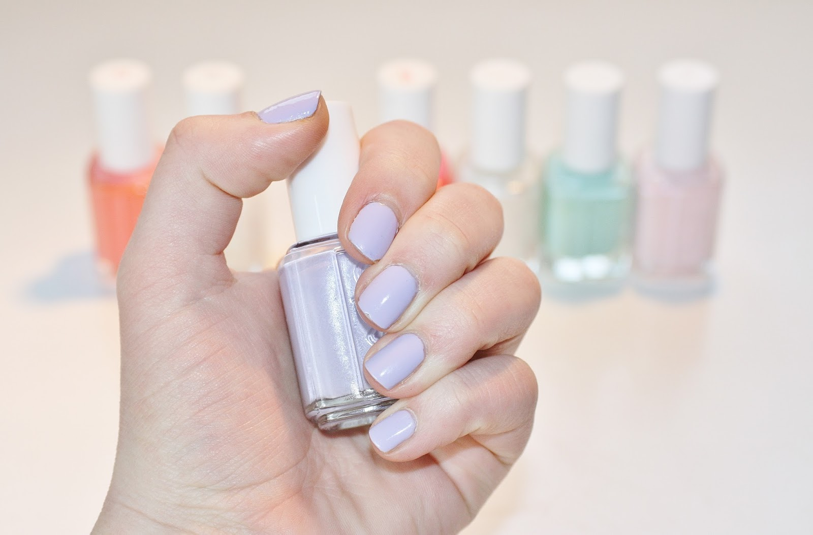 Penney Chic: My Top Essie Spring Nail Polishes