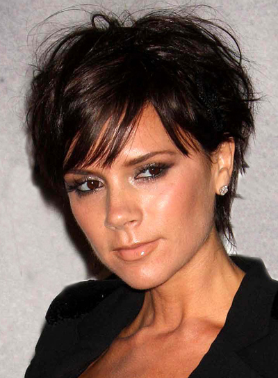 Hairstyles For Short Hair Victoria Beckham : Which Celebrity Short Hairstyle Suits Your Face - Celebrity Hairstyle