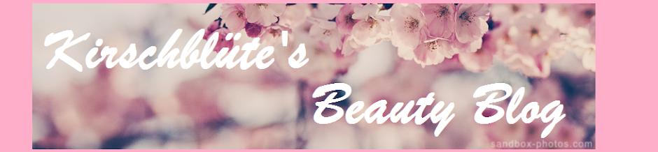 Kirschblüte's  Blog