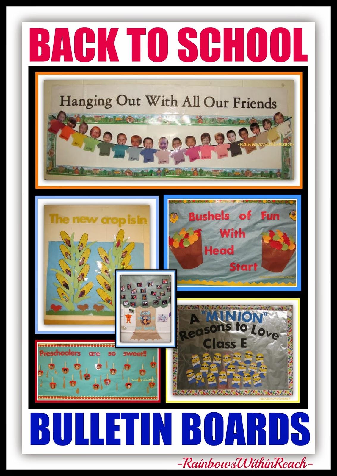 Calendar Bulletin Board Ideas Middle School : Rainbowswithinreach spot