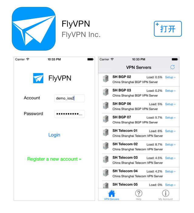 flyvpn-app