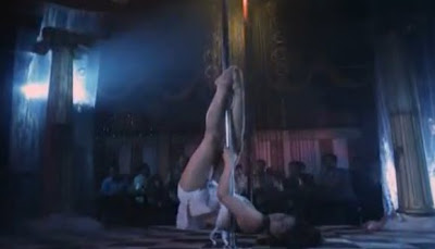 Angel Locsin pole dancing
