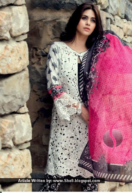 Maria B Luxury Eid Collection 2015