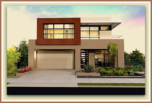 dise o y decoraci n de la casa el mejor color y dise o de On color de la fachada de crepi
