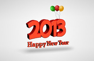 2013 3D Happy New year Images