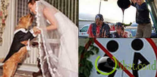 5 Ritual Aneh supaya Pernikahan membawa Keberuntungan