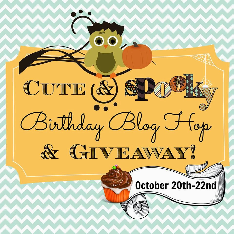 Cute and Spooky Birthday Blog Hop