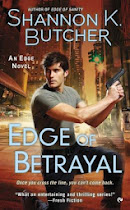 Giveaway: Edge of Betrayal