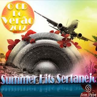 Summer Hits Sertanejo 2012 frente comp Download CD Summer Hits Sertanejo   2012