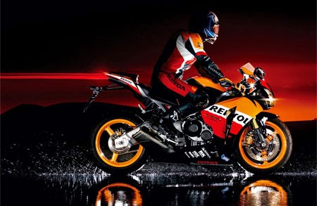 Wallpaper Honda CBR 1000