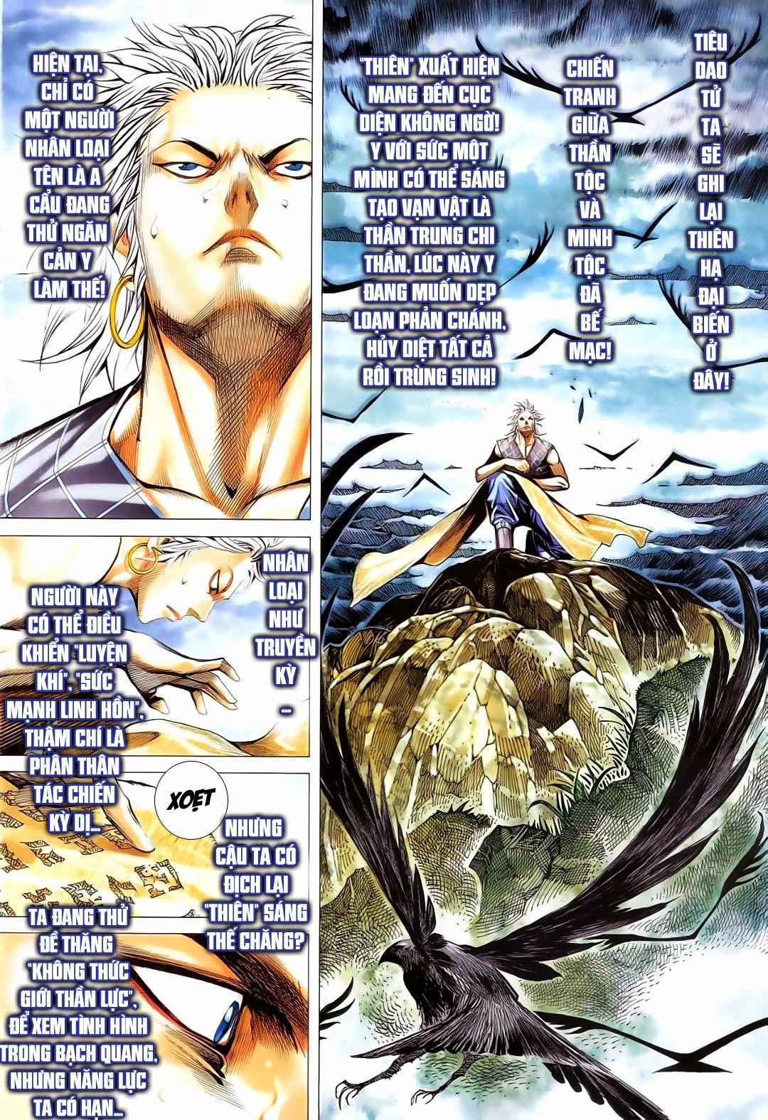 Phong Thần Ký chap 181 - Trang 2