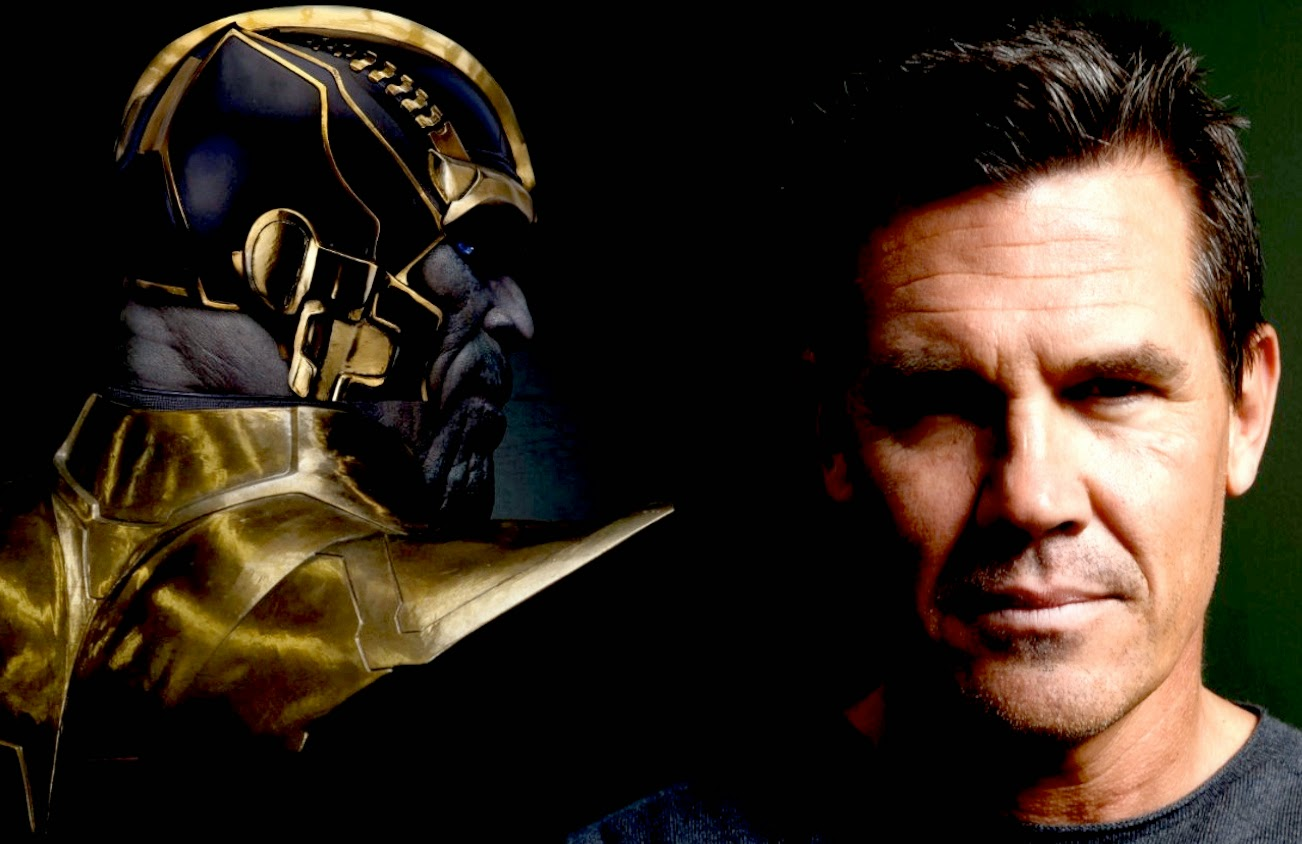 Josh Brolin Will Voice Thanos