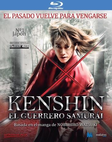 """Rurouni Kenshin en imagen real es """"Kenshin: el Guerrero Samurái"""""""