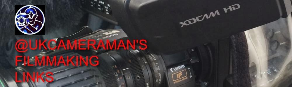 ukcameraman Filmmaking Links