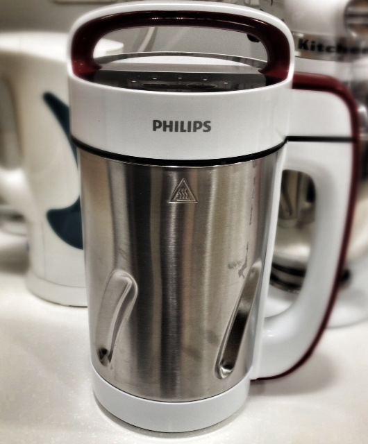 Oh philips a product review - Soup maker philips recettes ...