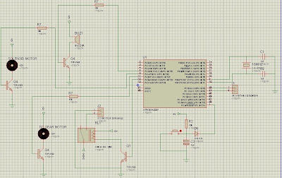 Development of integrated crops management system design circuit by doing this this circuit diagram we know the components that are used and the value of the components before interface with programming language ccuart Images