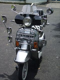 old motor vespa tua modif