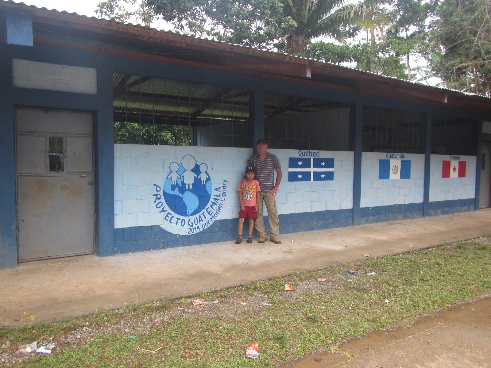 École de Sajul 2013-2014
