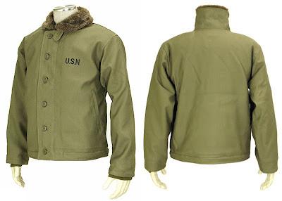 Esse Hominem Us Navy N1 Deck Jacket En Ikonisk Jacka Som