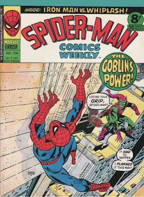 Spider-Man Comics Weekly #134, the Green Goblin