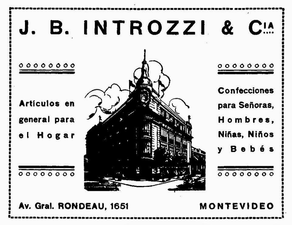 Grandes almacenes Introzzi