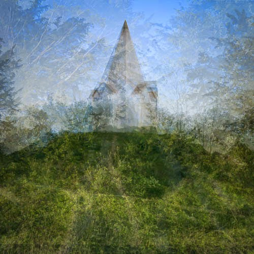 The Folly at Farley Mount (from all points of the compass) © Graham Dew 2015