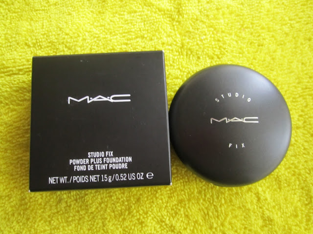 MAC Studio Fix Powder in NC43