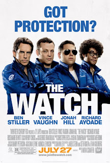 The Watch (2012) DVDRip 400Mb Free Movies