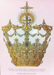 Corona de Coronación de la Virgen de las Nieves de las Gabias