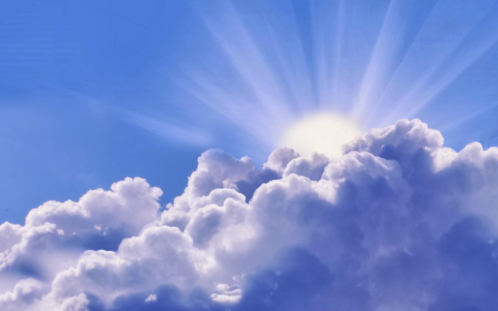 Morning Blue Sky - Vie...
