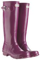 Hunter Boots Violet3
