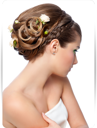 Modela tu cabello elegantes peinados recogidos de fiesta 2014 - Peinados de novia actuales ...