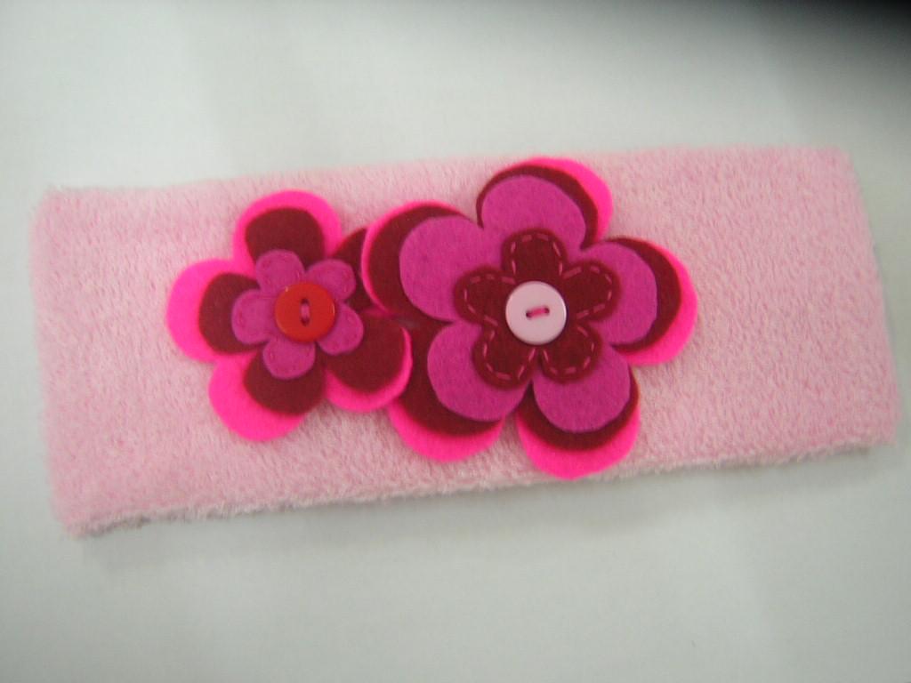 cara membuat bros bunga dari kain perca art energic cara membuat bros ...